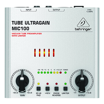behringer-tube-ultragain-mic100-high-end-vacuum-tube-preamplifier-with-limiter