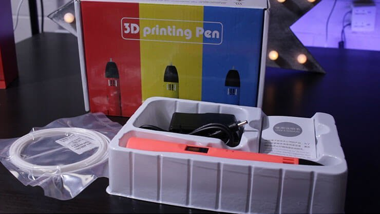 Esun LTP 2.0 3D Printing Pen Preview with English Instructions