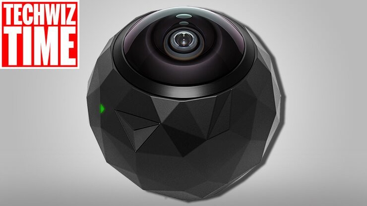 360 Fly HD Video Camera Review Unboxing