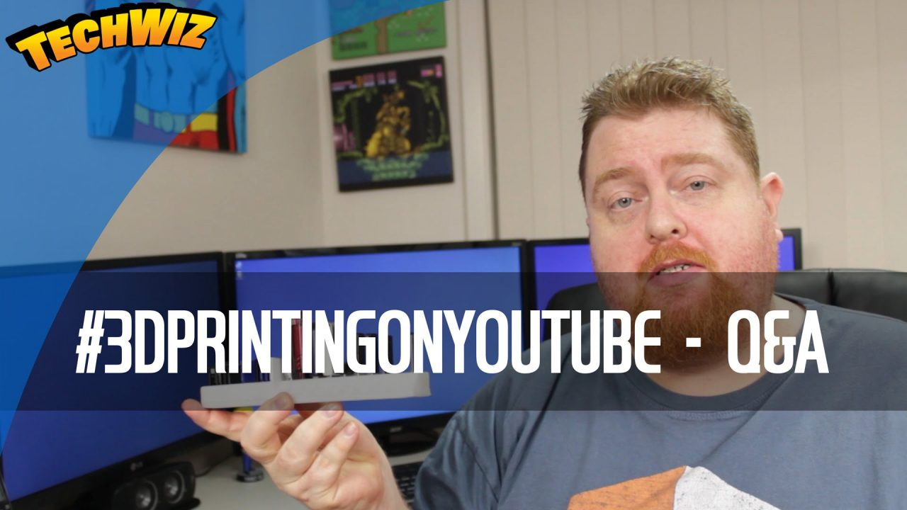 #3DPrintingOnYoutube Q&A