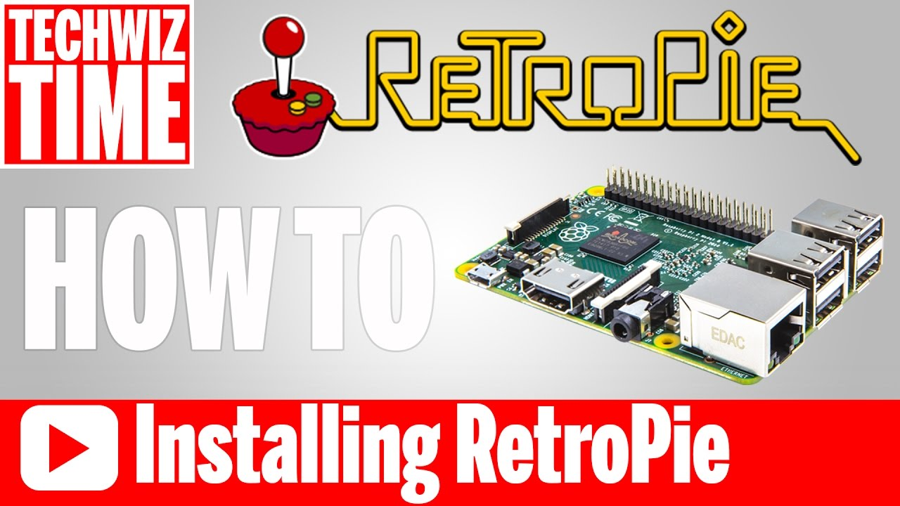 How to Install Retropie 4.0.2 on a Raspberry Pi 1, 2, or 3 Model B