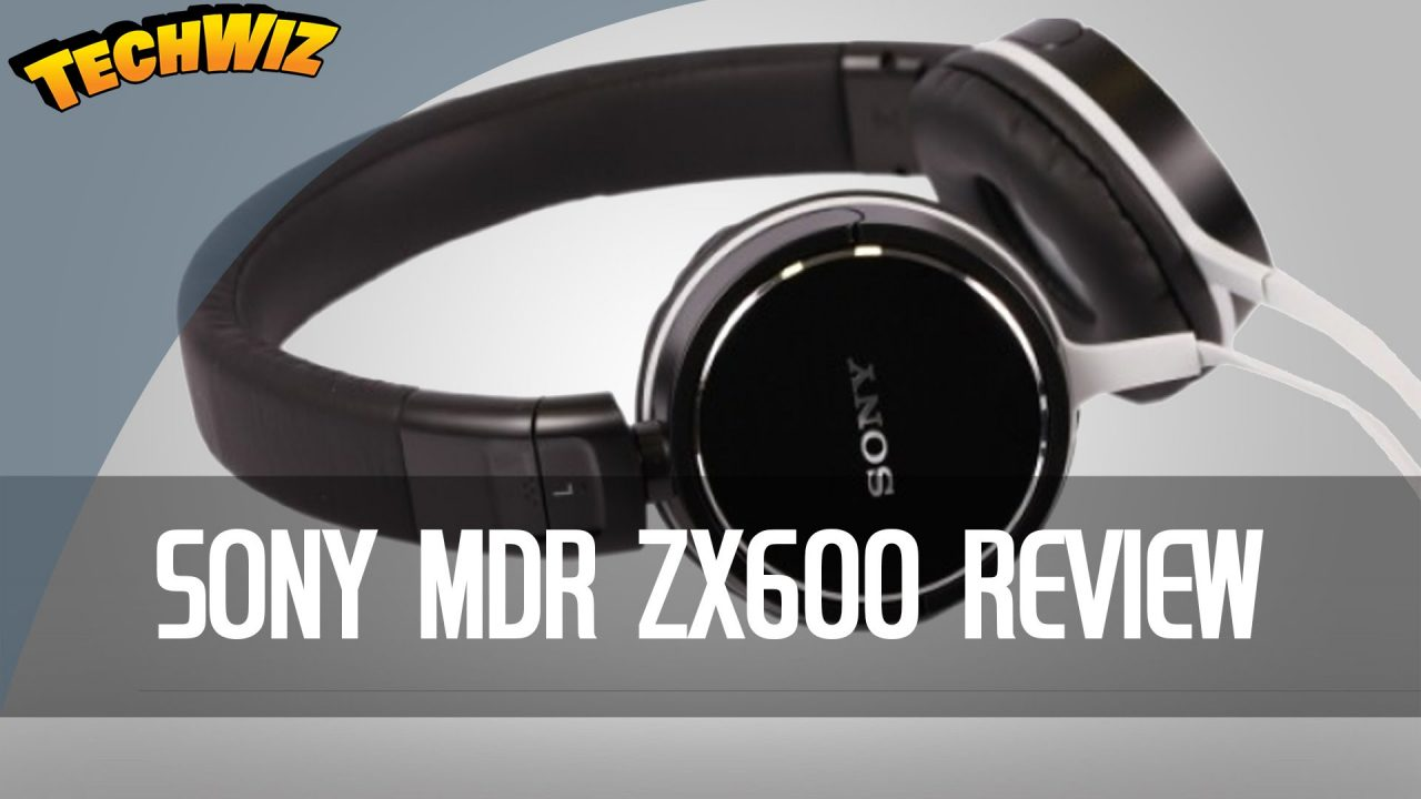 Sony MDR ZX600 On Ear Headphone Honest Review TechWire Ep 4