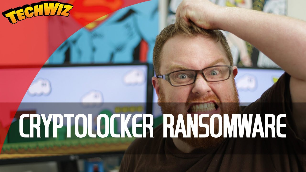 What Is CryptoLocker Ransomware? Malware Talks from TechWiz