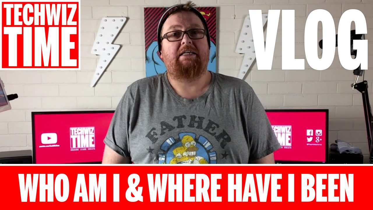 Who am I, Where have I been and What's the Future – VLOG #0001