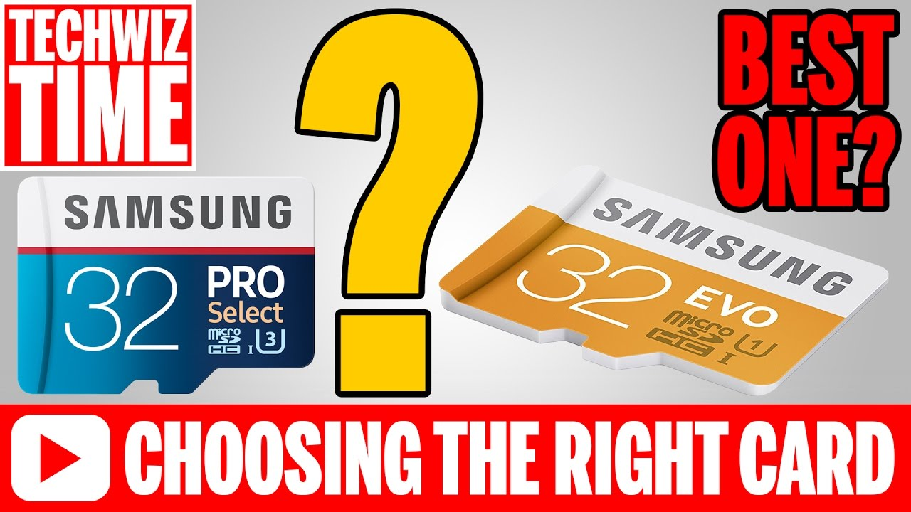 Beat Samsung Micro SD Card for Different Devices