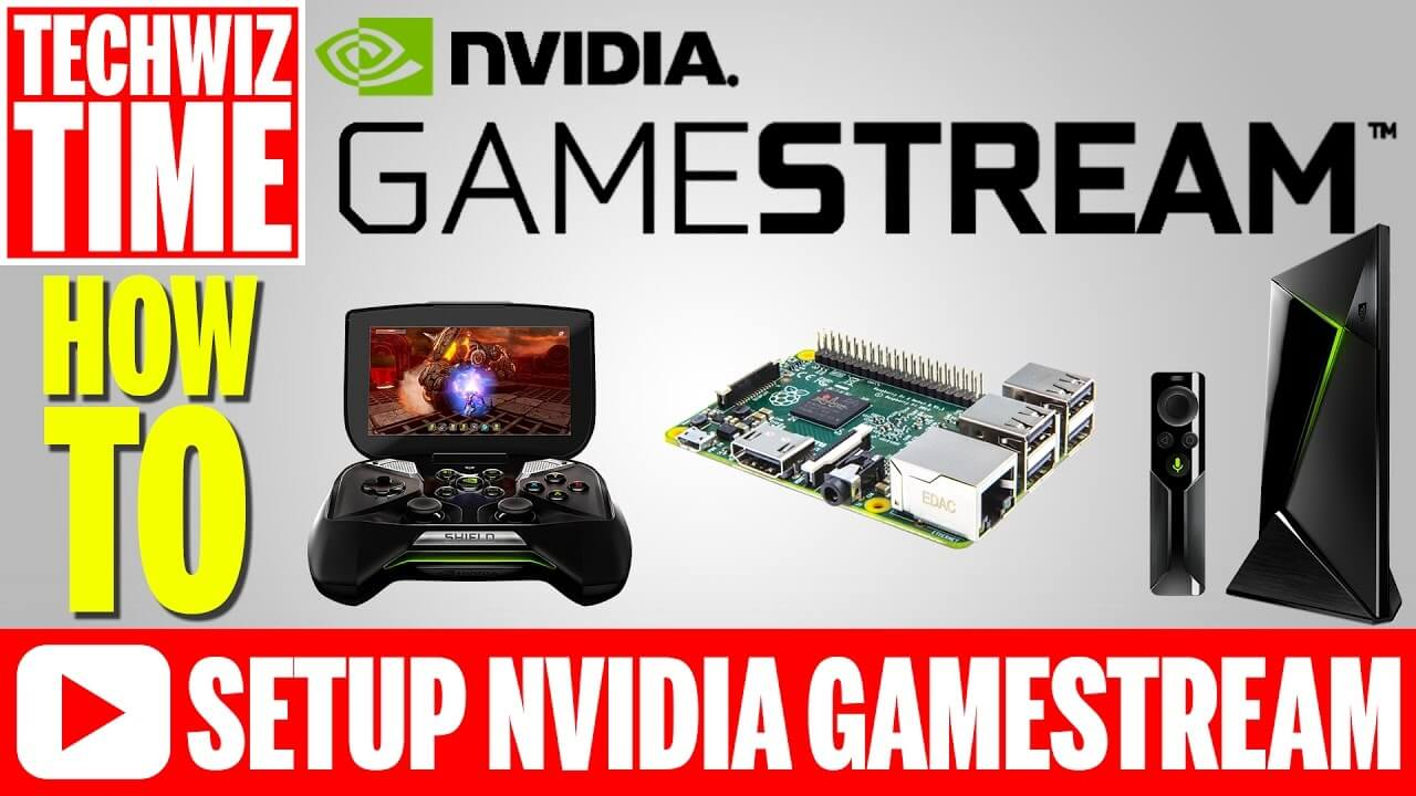 How To Enable Nvidia Shield GameStream in GeForce Experience 3.2+