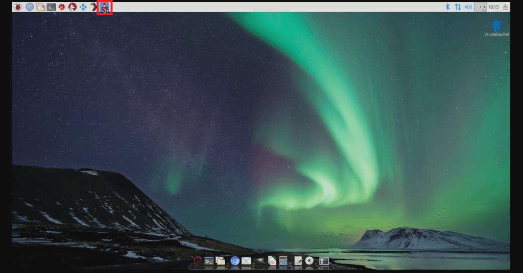 Raspbian Pixel Desktop