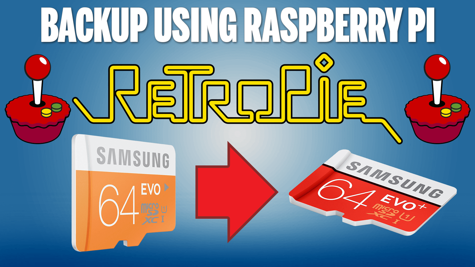 How To Backup Retropie 4.1 SD Card Setup from Raspberry Pi