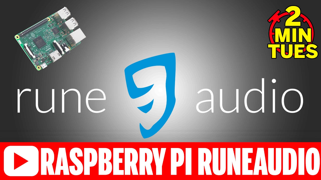 How To Install RuneAudio on Raspberry Pi