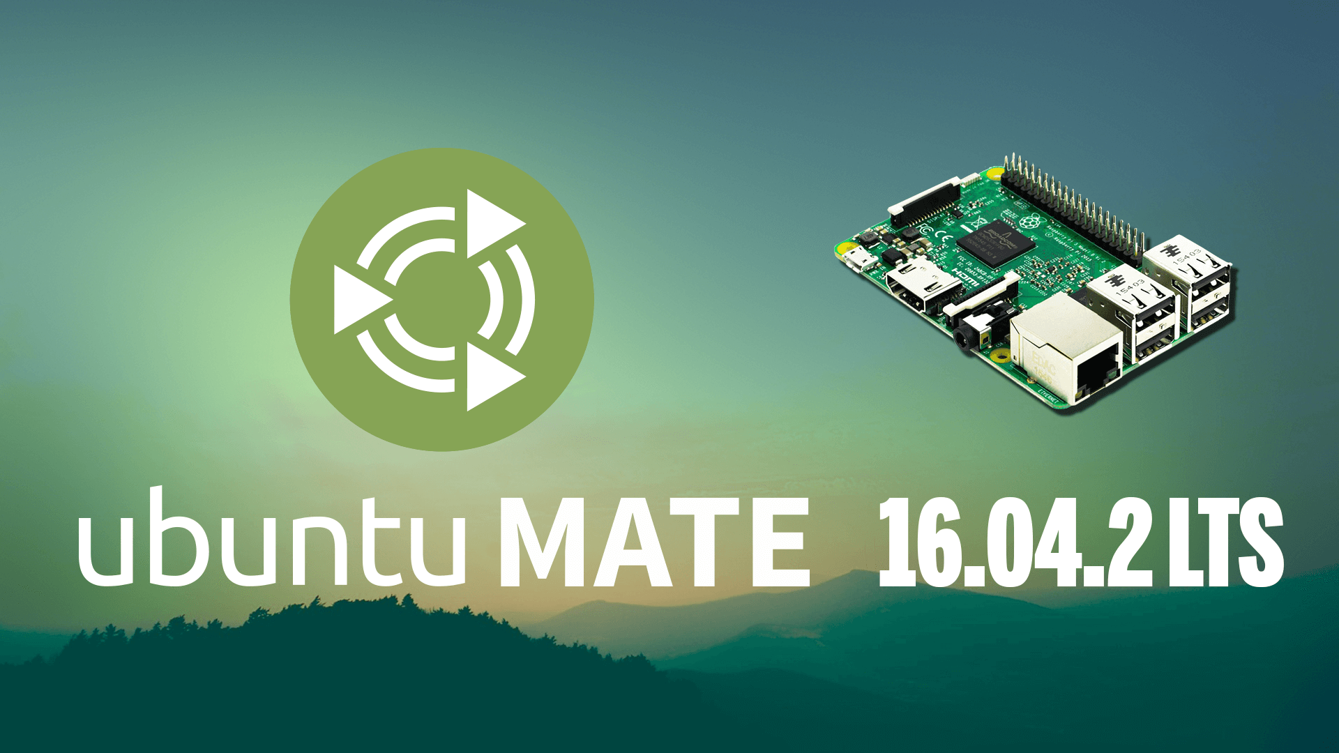 How To Setup and Install Ubuntu Mate 16.04.2 LTS on Raspberry Pi 3 or 2