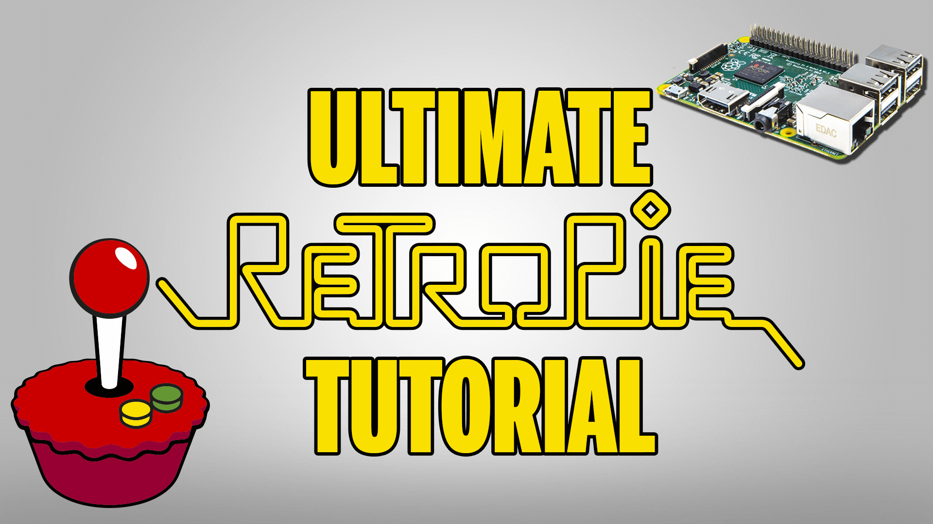 The ULTIMATE RetroPie Guide for Raspberry Pi