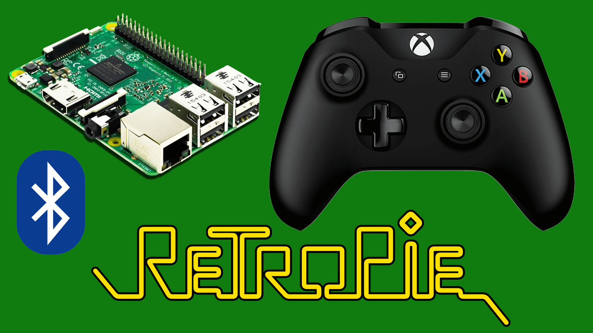 Retropie Xbox One Controller Fixed
