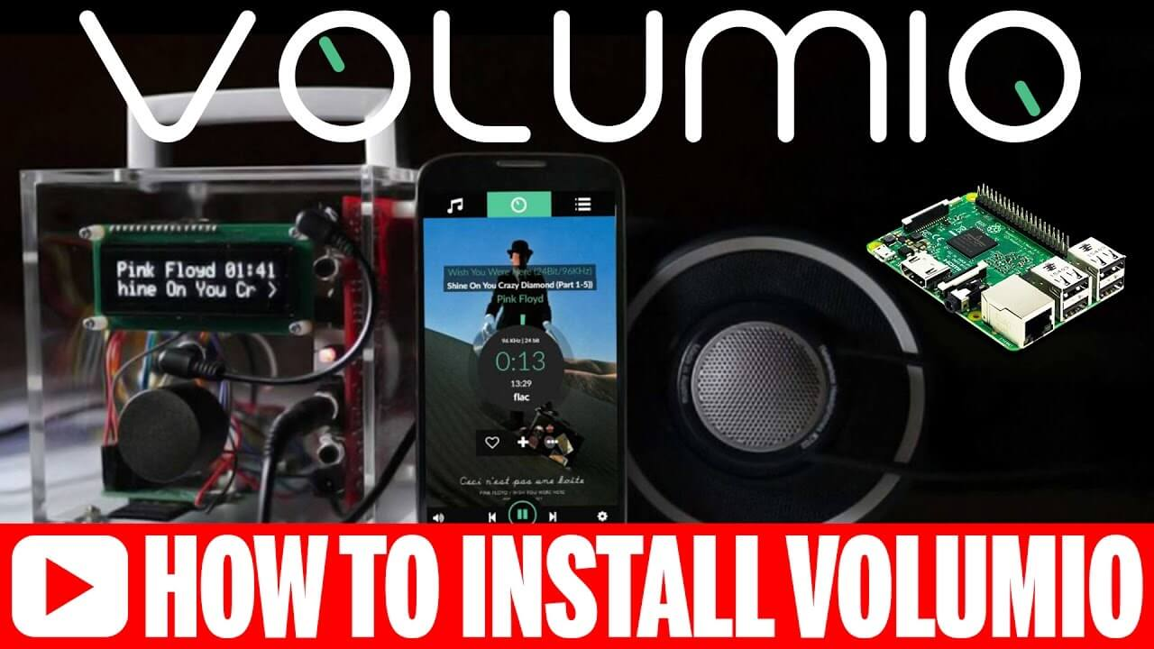 How to Install Volumio on Raspberry Pi