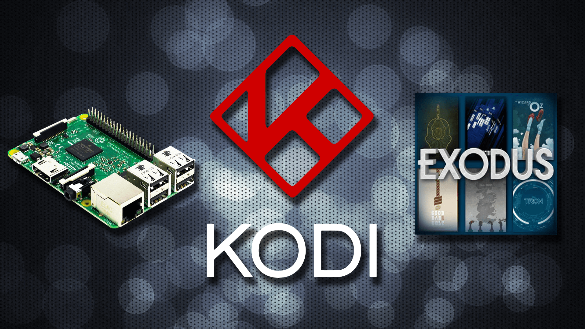 Install Exodus Addon for Kodi 17 Krypton on Raspberry Pi 3 2017