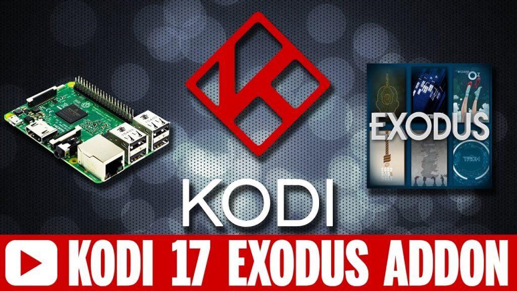 Install Exodus Addon for Kodi 17 Krypton on Raspberry Pi 3 2017