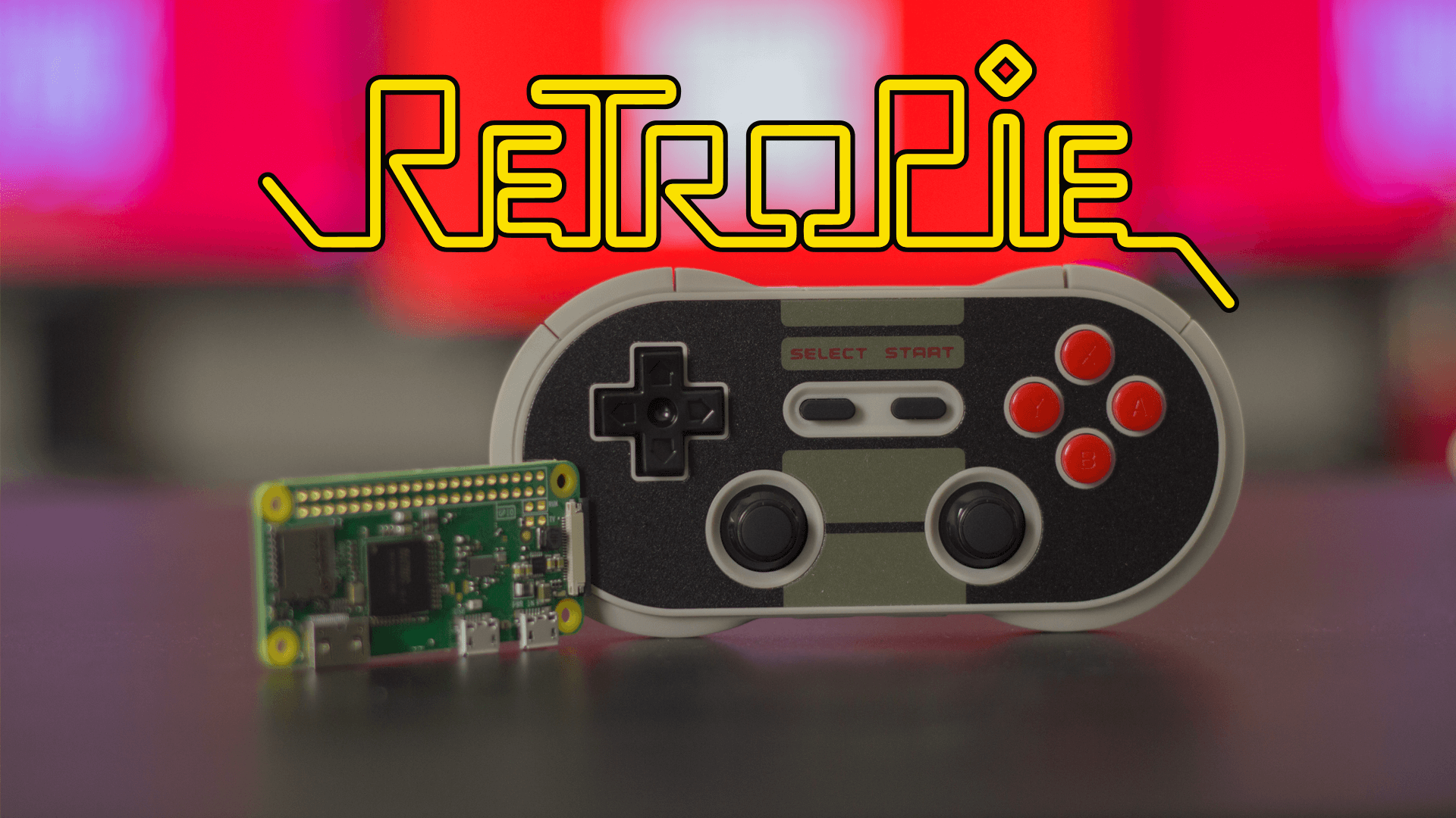Retropie FIX for Raspberry Pi Zero W
