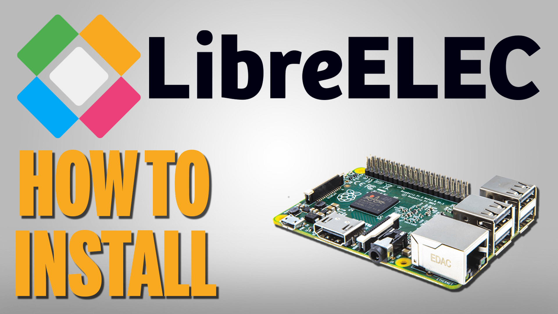 How to Install LibreElec 7.0.2 on a Raspberry Pi 3 2 1 B+ 0 Zero