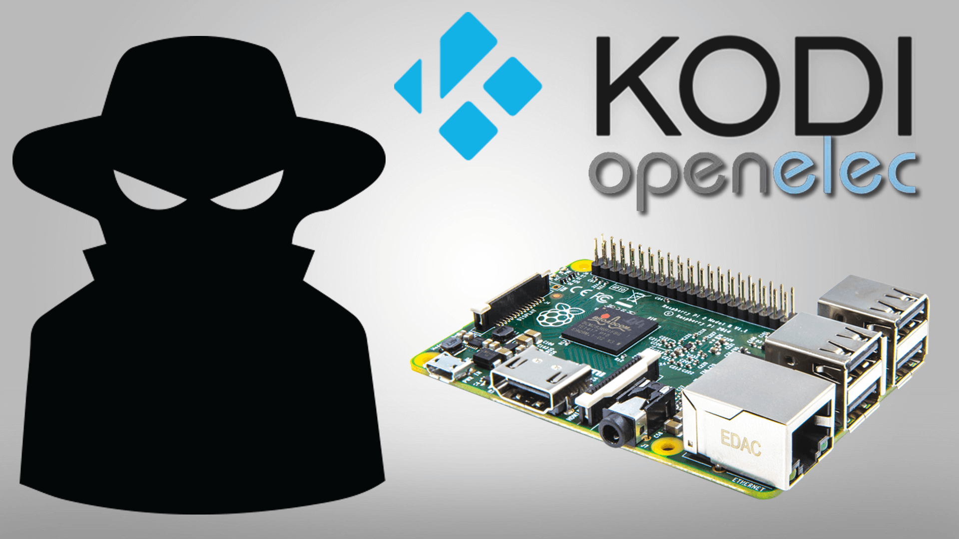 Setup a VPN in OpenElec Kodi on Raspberry Pi