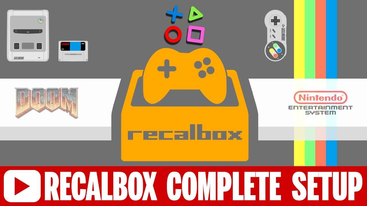 Complete Recalbox Raspberry Pi Setup Tutorial – ROMS, SSH, UPDATES and KODI