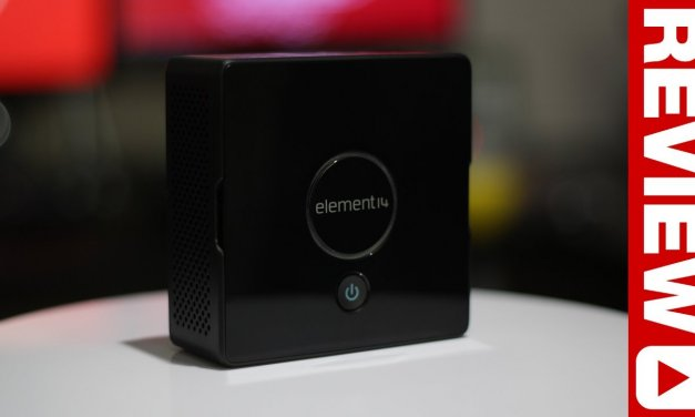 PiDesktop Case Review from Element14