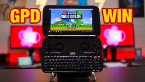 GPD Win Portable Steam Handheld