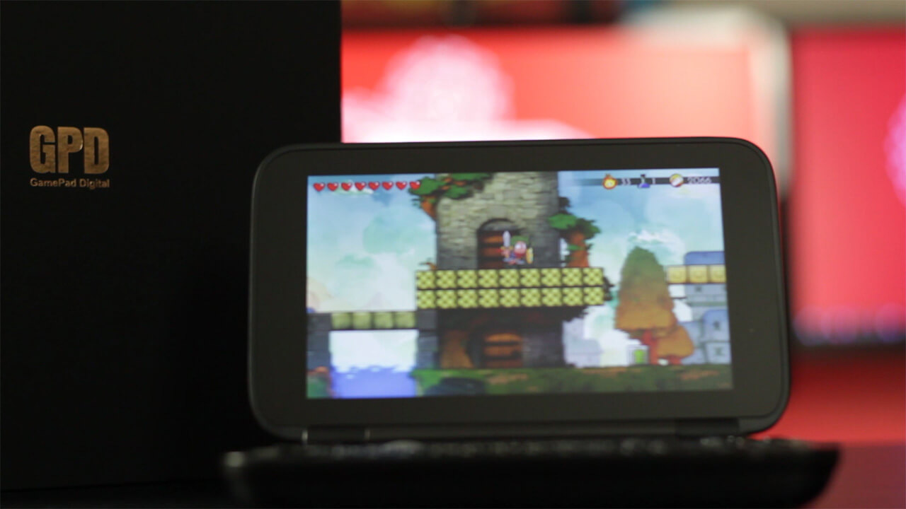 GPD Win Wonderboy