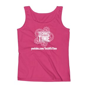 TechWizTime Ladies Tank Top