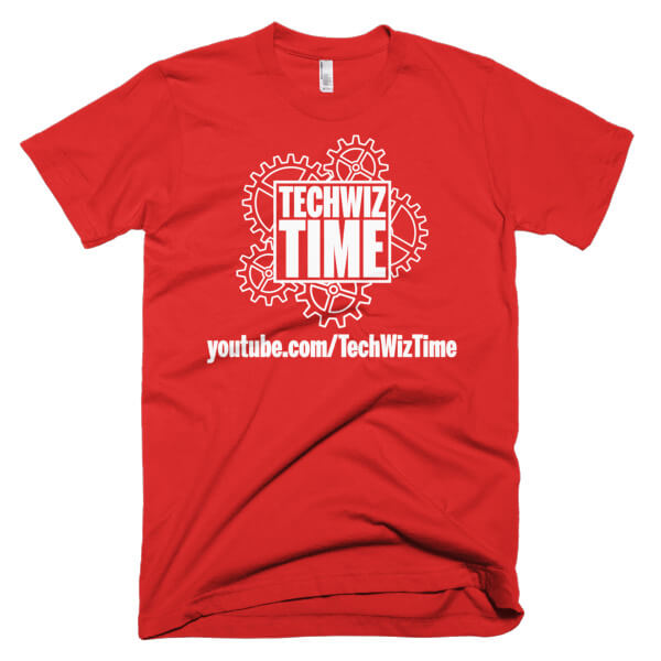 TechWizTime Logo Shirt