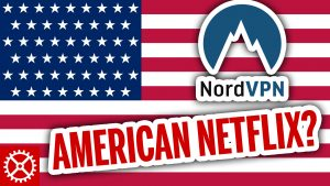 American Netflix using a VPN