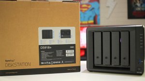 Synology DS918+ Box Review