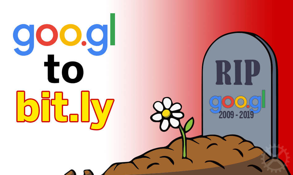 Quickest Way to Migrate from GOOGL to BITLY