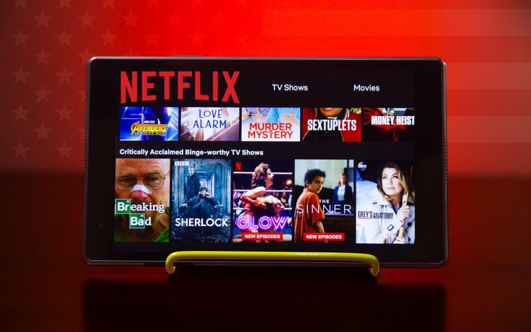 Unblock American Netflix