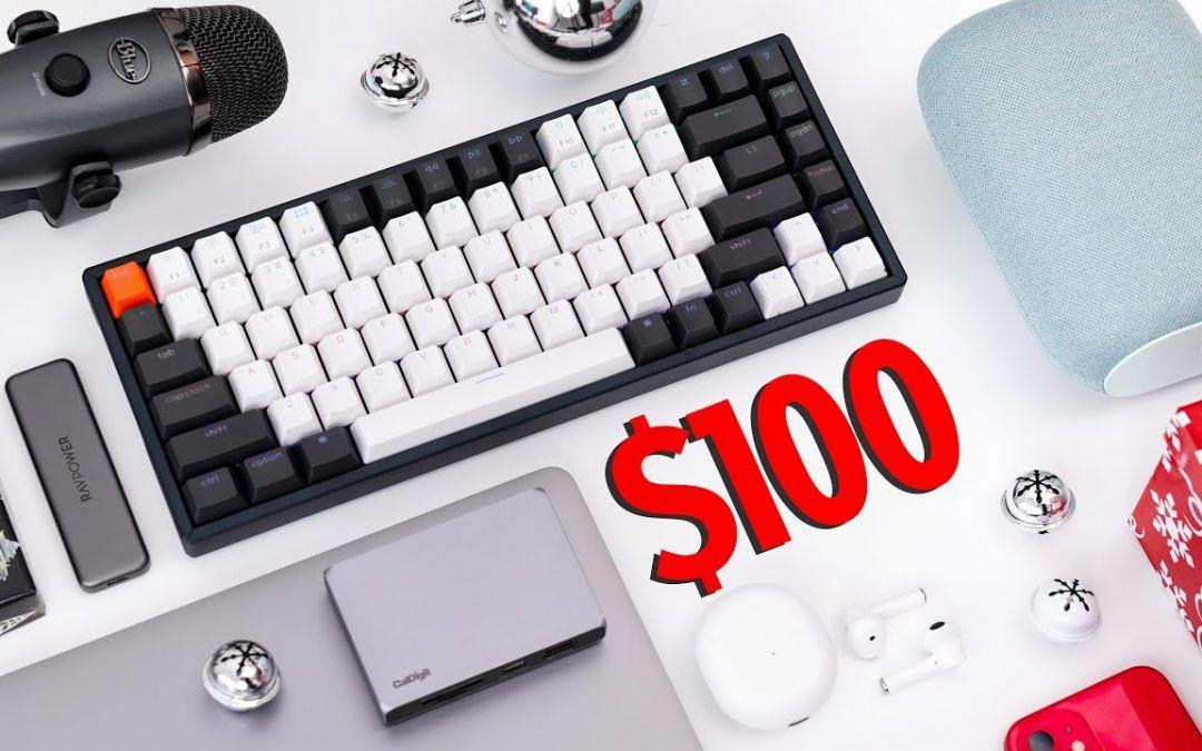 $100 TECH GIFT IDEAS – 2020 Gift Guide!