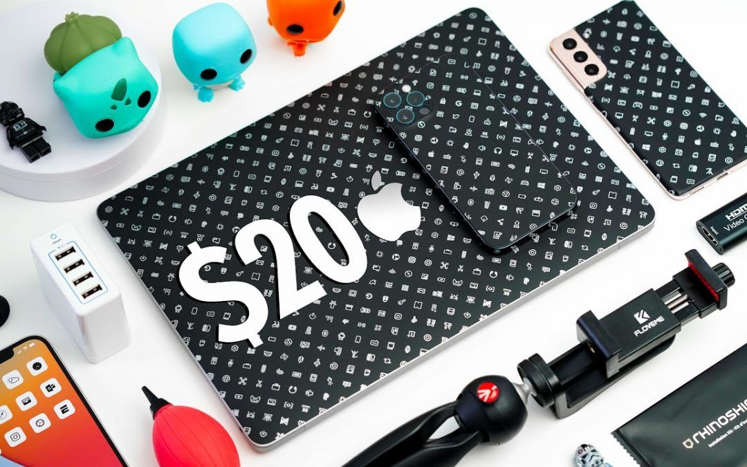 $20 Tech You NEED in 2021!