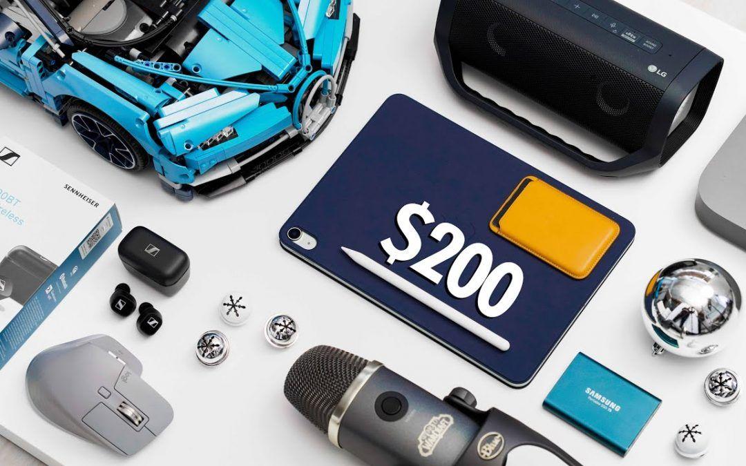 $200 TECH GIFT IDEAS – 2020 Gift Guide!