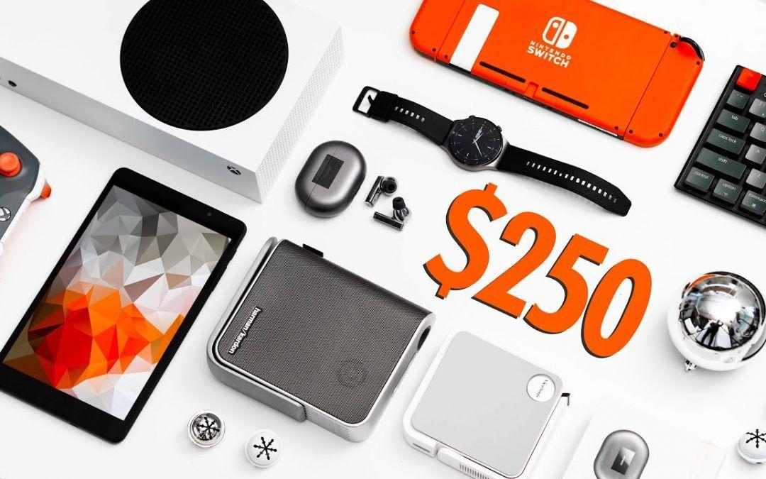 $250 TECH Gift Ideas – 2020 Gift Guide