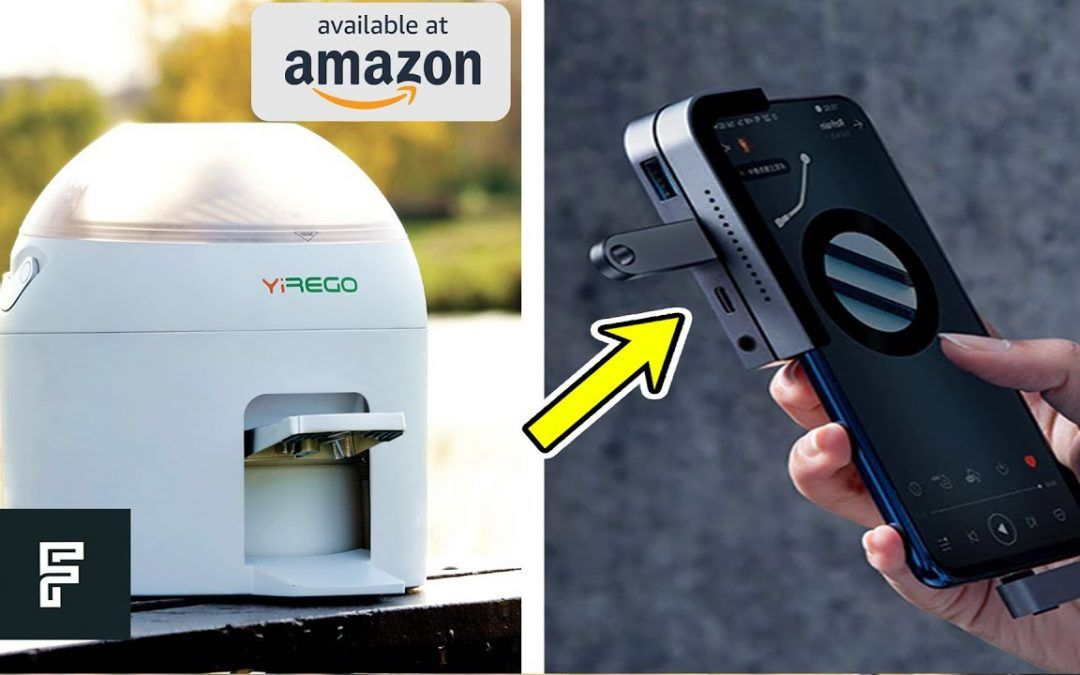 9 ADVANCED AMAZON GADGETS THAT ARE WORTH BUYING ►10