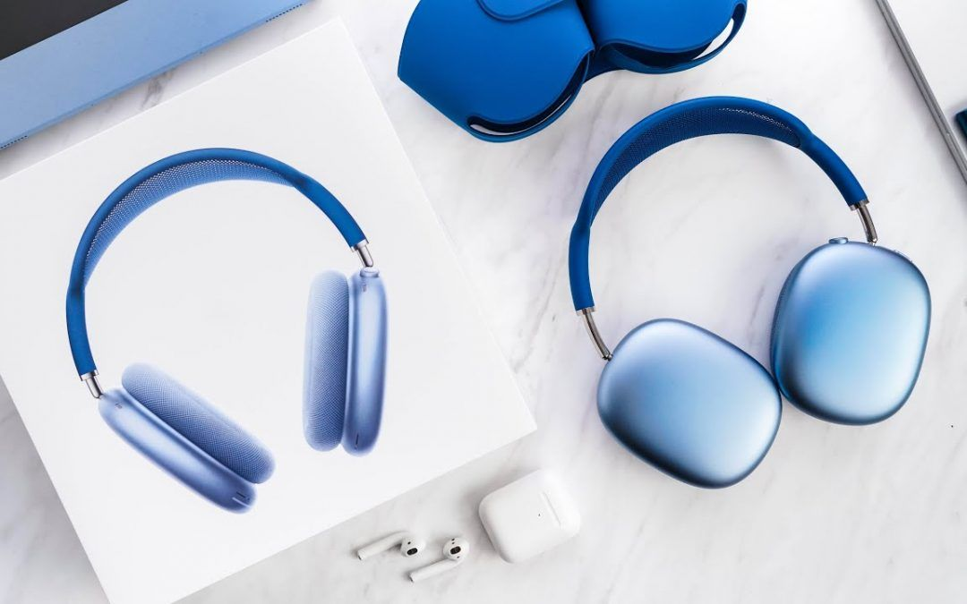 AirPods Max UNBOXING – Sky Blue – Are They Worth It?