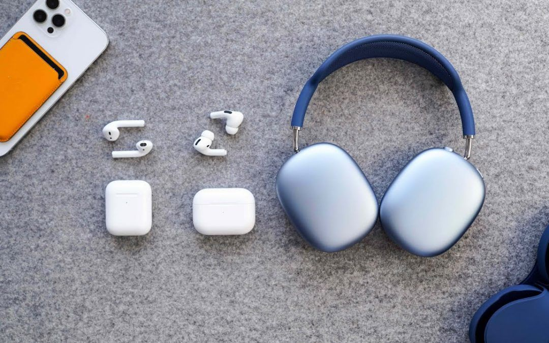 AirPods Max VS AirPods Pro VS AirPods – REVIEW