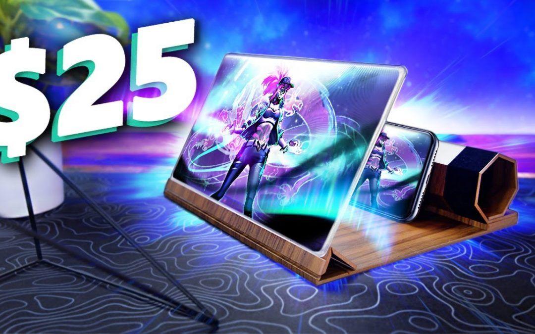 Cool Tech Under $25 – December!