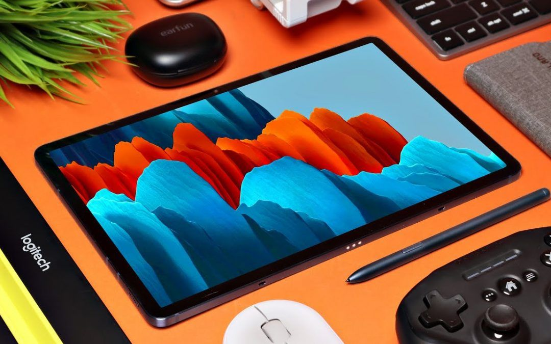 DON'T USE the Galaxy Tab S7 WITHOUT these Accessories!