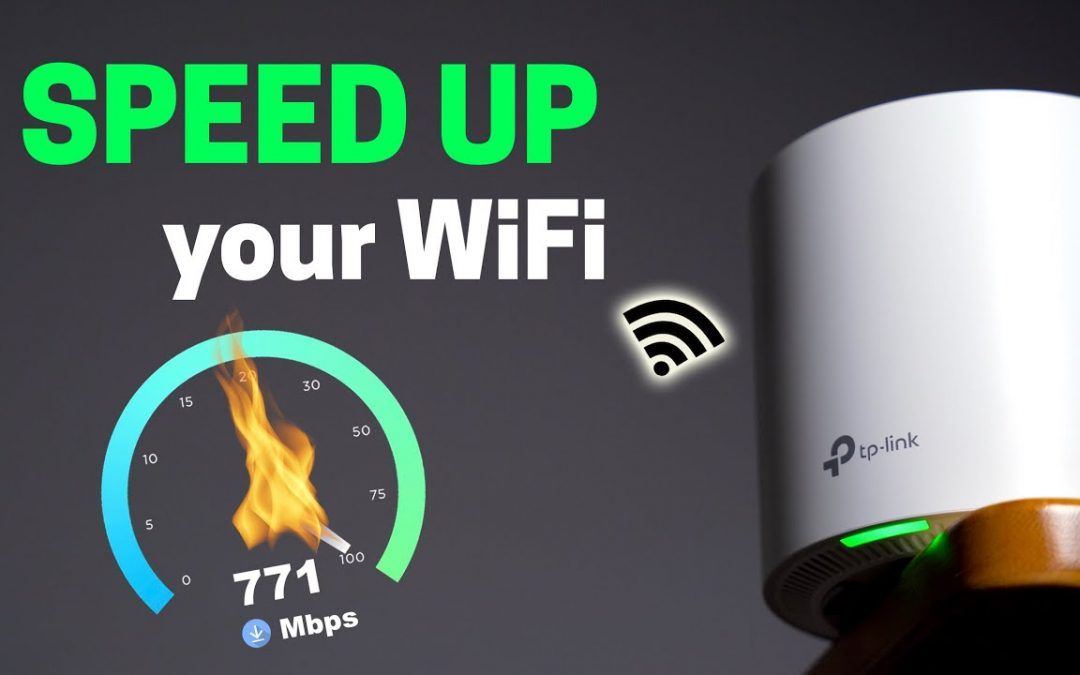 Faster Smart Home WiFi on a Budget!