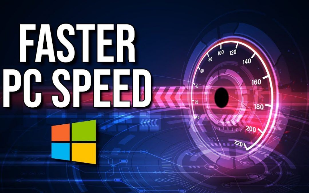How to Increase Your PC Speed for FREE! (Best Settings) 2021