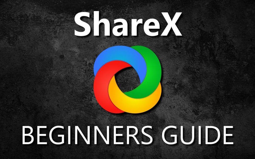 How to Use ShareX (Beginners Guide) 2021