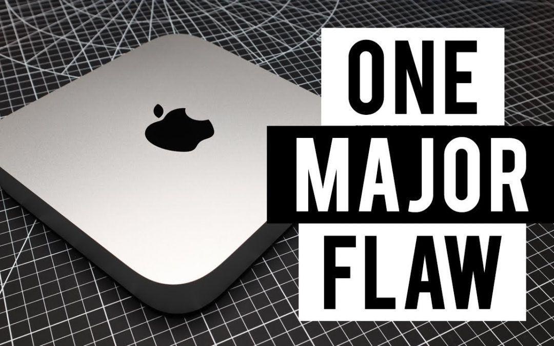 M1 Mac Mini Configuration! OH NO…