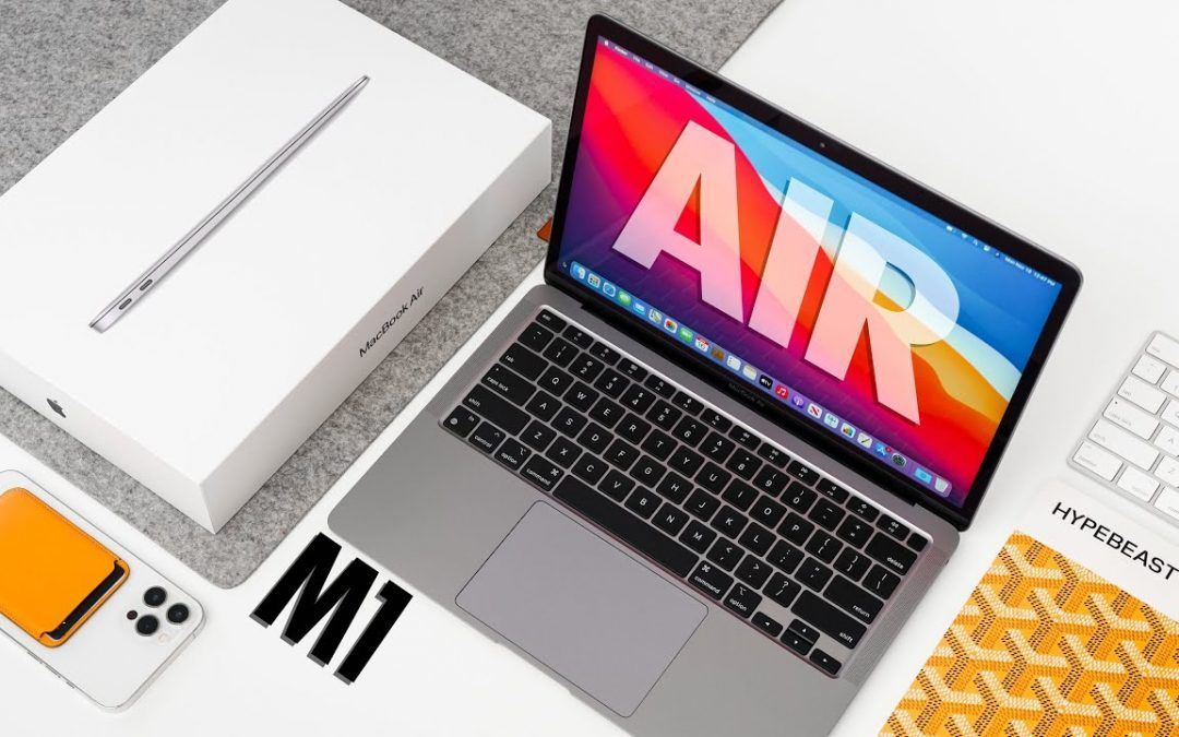 Macbook Air M1 UNBOXING and REVIEW – 2020