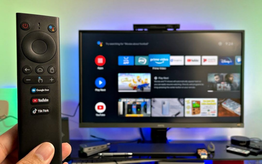 Mecool NOW KA2 – Android TV Box with Smart Video Calling 1080P Camera – S905X4 – Any Good?