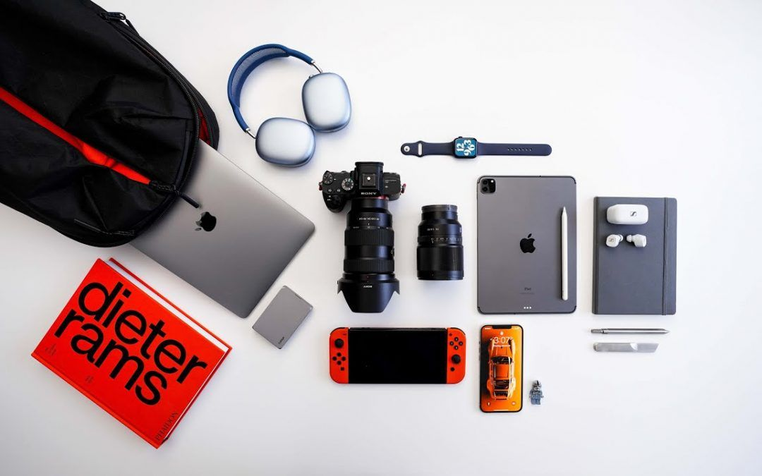 My Daily TECH Essentials – EDC in 2021!
