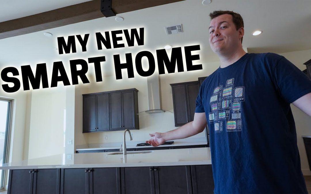 New Build House Tour: Our Smart Home Plans