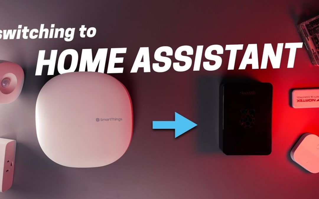 SmartThings to Home Assistant: Joining the Dark Side